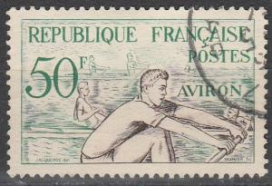 France #704  F-VF Used (S1247)