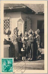56922 - AUSTRIA - POSTAL HISTORY: MAXIMUM CARD 1950 - ETHNIC Costumes