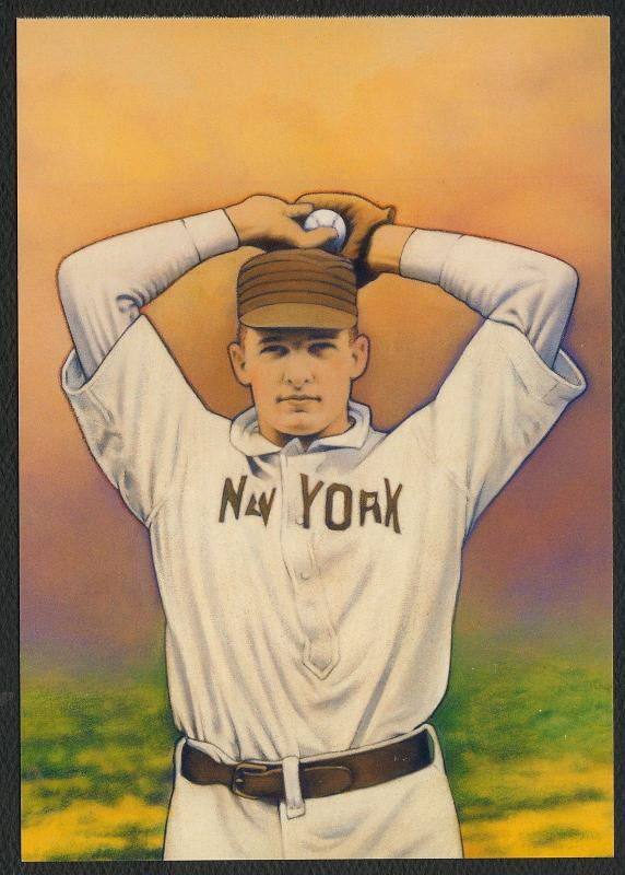 Ux339 20c Legends Of Baseball Christy Mathewson Mint Any