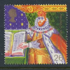 Great Britain SG 2116  Used    - Christians Tale