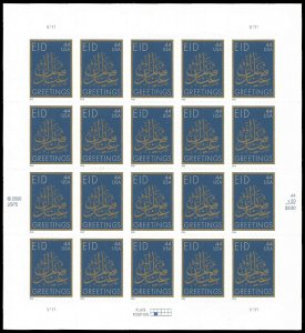 PCBstamps  US #4416 Pane $8.80(20x44c)Eid, 2009, MNH, (1)