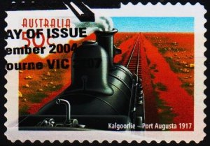 Australia. 2004 50c S.G.2432 Fine Used