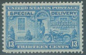 US Scott #E17 Mint, XF, NH