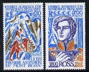 French Southern & Antarctic Territories 1977 Ross Com...