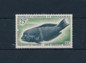 [51962] New Caledonia 1965 Marine life Fish from set MNH