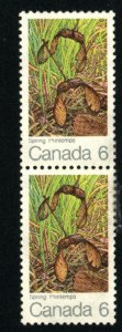 Can #535   pair   used VF 1971 PD