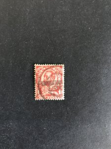 GB KGV 1912 SG343a/343a? used Stamp No Cross on Crown.