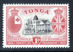 TONGA --  1951 -- SG 96  -   1d   value     MM