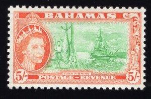 Bahamas Scott #171 Stamp - Mint NH Single
