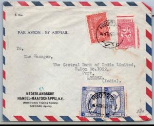 Goldpath: Saudi Arabia cover, 1955, To Bombay India, CBHW_07_04