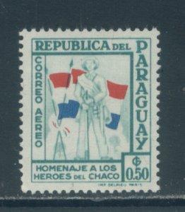 Paraguay C237  MHR