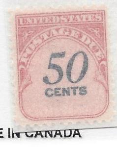 United States, J99, Postage Due Single, MNH