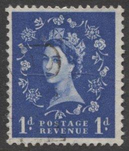 STAMP STATION PERTH GB #293 QEII Definitive  Used 1952-54