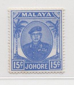 Malaya Johore - 1949 - SG 140 - MH