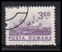 Romania Used Fine D36971