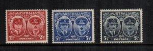 Australia  197 - 199    MNH cat $ 1.30 111