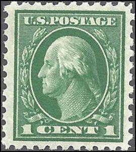 424 Mint,OG,NH... SCV $4.75
