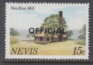 Nevis O11 MNH VF