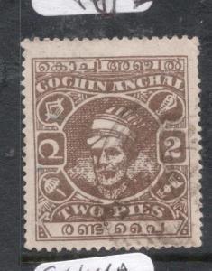 India Cochin SG 86 VFU (1dll)