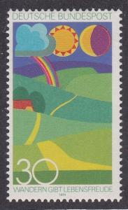 Germany # 1149, Landscape, NH