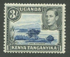 KENYA, UGANDA, & TANZANIA #82a MINT
