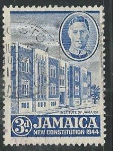 Jamaica    Scott # 131A -  Used