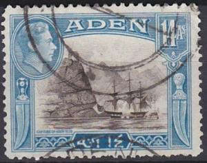 Aden 23A used (1945)