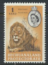 Bechuanaland  SG 180 Lightly Mounted Mint