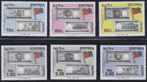 Eritrea 322-327 MNH (1999)