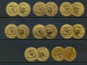 8 VINTAGE 1900 FRENCH INTERNATIONAL EXPO FAIR  POSTER STAMPS (L647) FRANCE GOLD!
