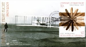 United Nations, New York, Aviation, Worldwide First Day Cover