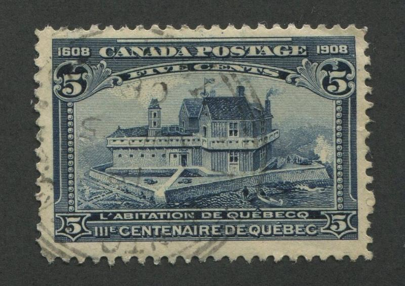 CANADA #99 USED VF DATED CDS (OC 5, 08)