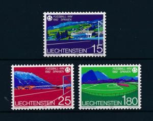 [45061] Liechtenstein 1982 Sports World Cup Soccer Football Spain MNH