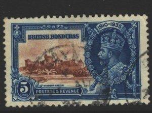 British Honduras Sc#110 Used
