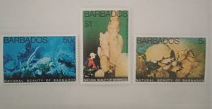 Barbados 1977 Local beauty Caves MNH**