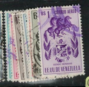 Venezuela Monagas SC C412-9 VFU (2exd)