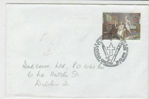 eire ireland 1978 family picture stamps cover ref 20325