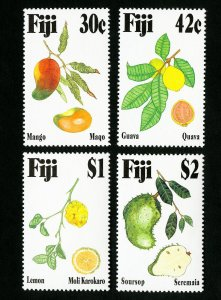 Fiji Stamps # 698-701 VF OG NH