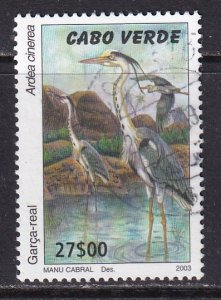 Cape Verde (2003) #800 used
