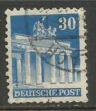 GERMANY 649 VFU E175-1