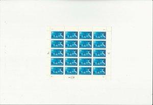 US Stamps Sheet/Postage Sct #3354 NATO 50thAnniversary MNH F-VF OG  FV 6.60