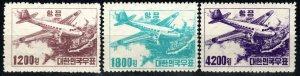 Korea #C6-8 MNH CV $7.25 (X9675)