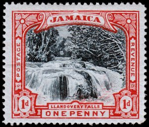 Jamaica Scott 32 (1901) Mint H F-VF, CV $12.00 M