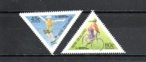 New Zealand B149-B150 MNH