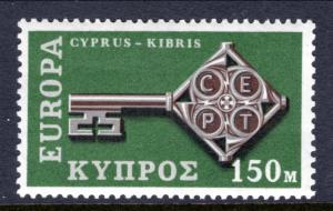 Cyprus 316 MNH VF