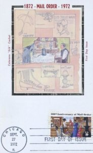 1468 8c MAIL ORDER - Colorano Silk card