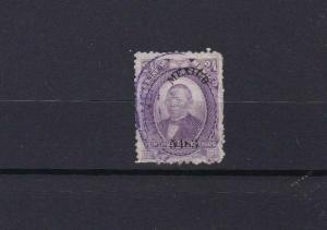 MEXICO 1879  STAMP 24 CENTAVOS         REF 5647