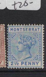 Montserrat SG 10 MOG (3dte)
