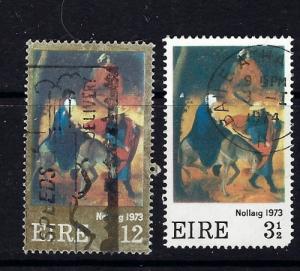 Ireland 336-37 Used 1973 set