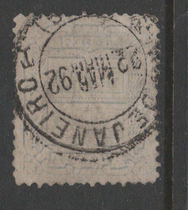 BRAZIL USED STAMPS scott 98 $100 262 1018